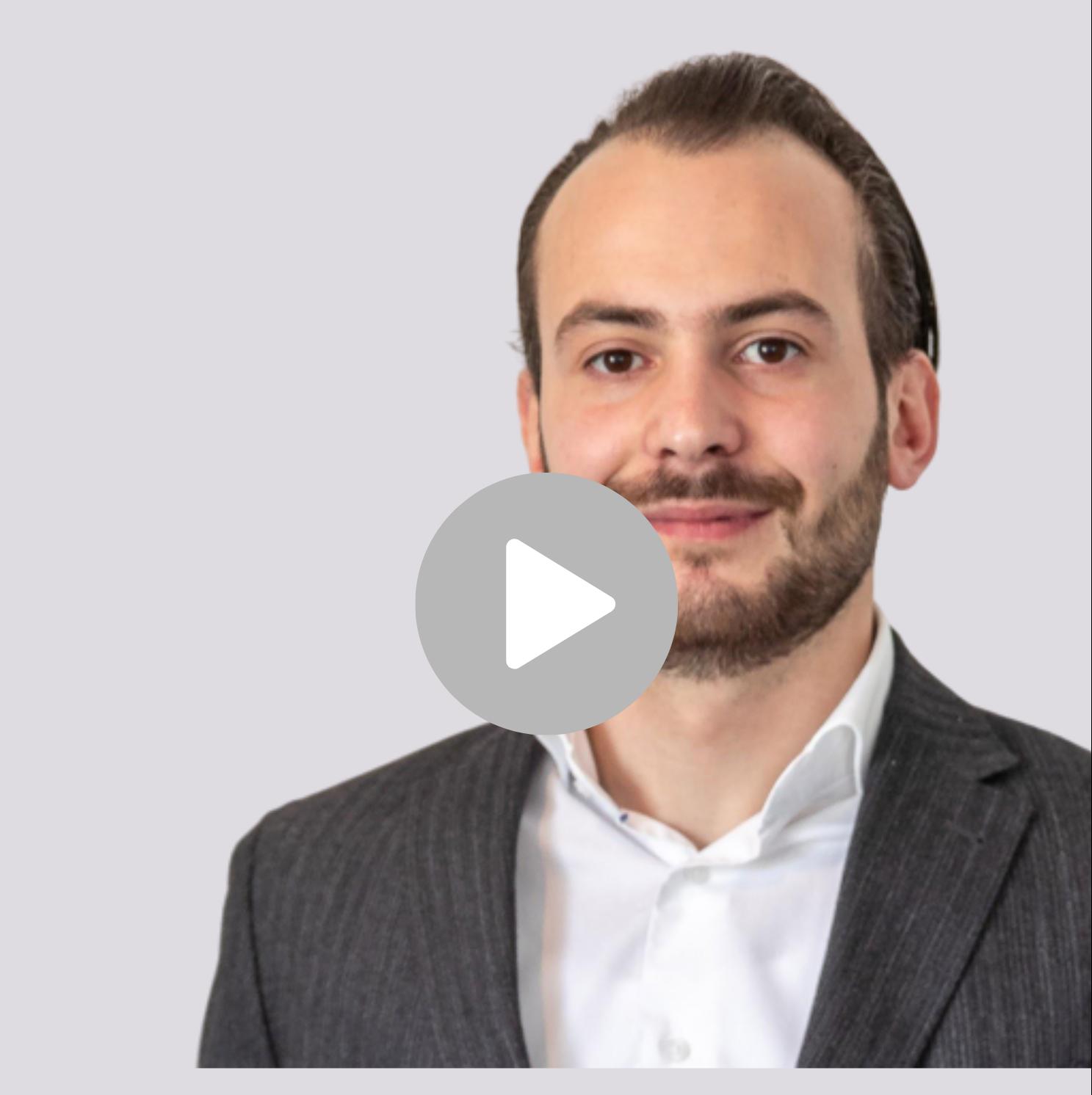 Davide Tiscari berichtet über die EMR Strategie
